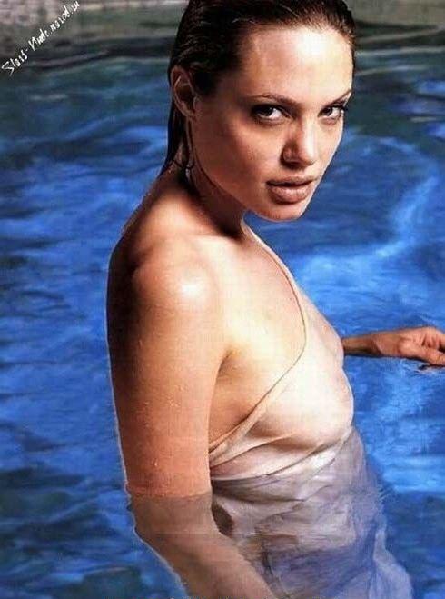 Angelina Jolie Nackt. Fotografie - 35