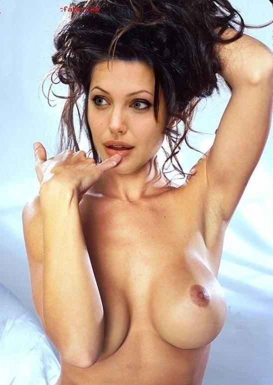 Angelina Jolie Nackt. Fotografie - 57