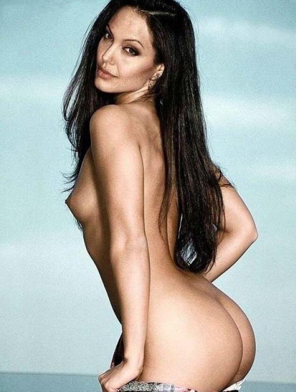 Angelina Jolie Nackt. Fotografie - 58