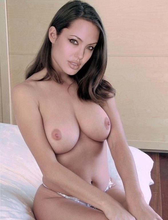 Angelina Jolie Nackt. Fotografie - 60