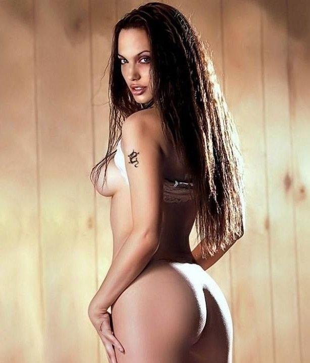 Angelina Jolie Nackt. Fotografie - 62