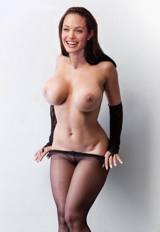 Анджелина Джоли голая. Фото - 65