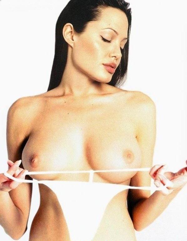 Анджелина Джоли голая. Фото - 74