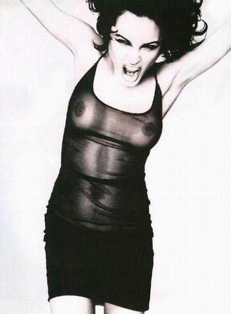 Angelina Jolie Nackt. Fotografie - 8