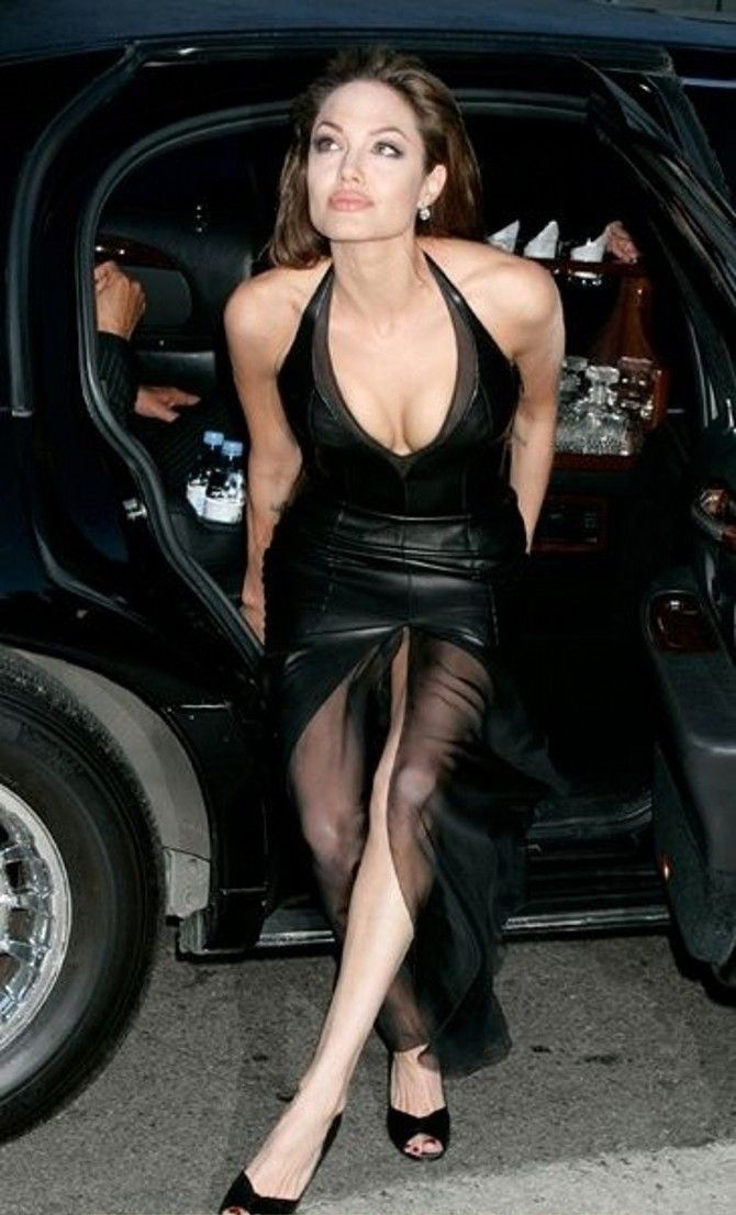 Анджелина Джоли голая. Фото - 80
