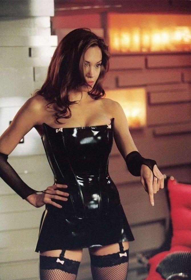 Angelina Jolie Nackt. Fotografie - 81