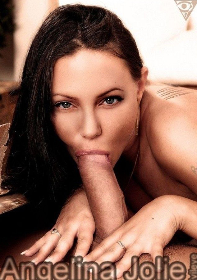 Анджелина Джоли голая. Фото - 84