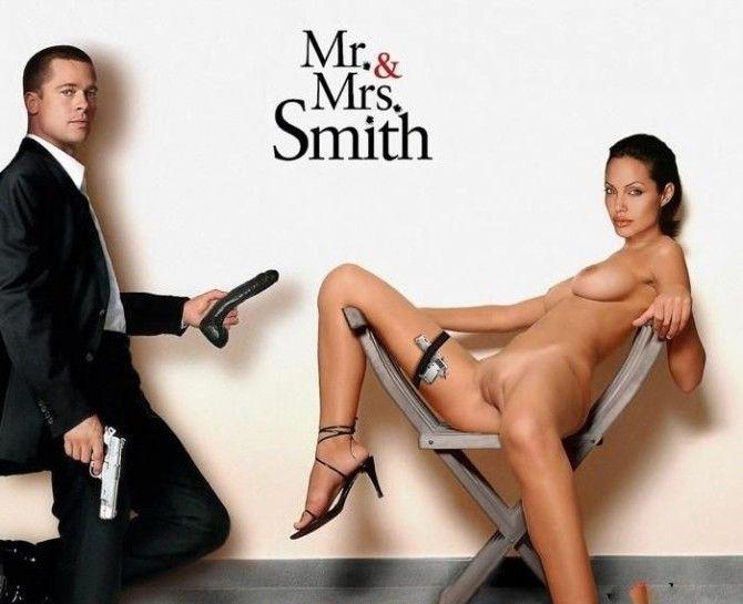 Angelina Jolie Nackt. Fotografie - 85