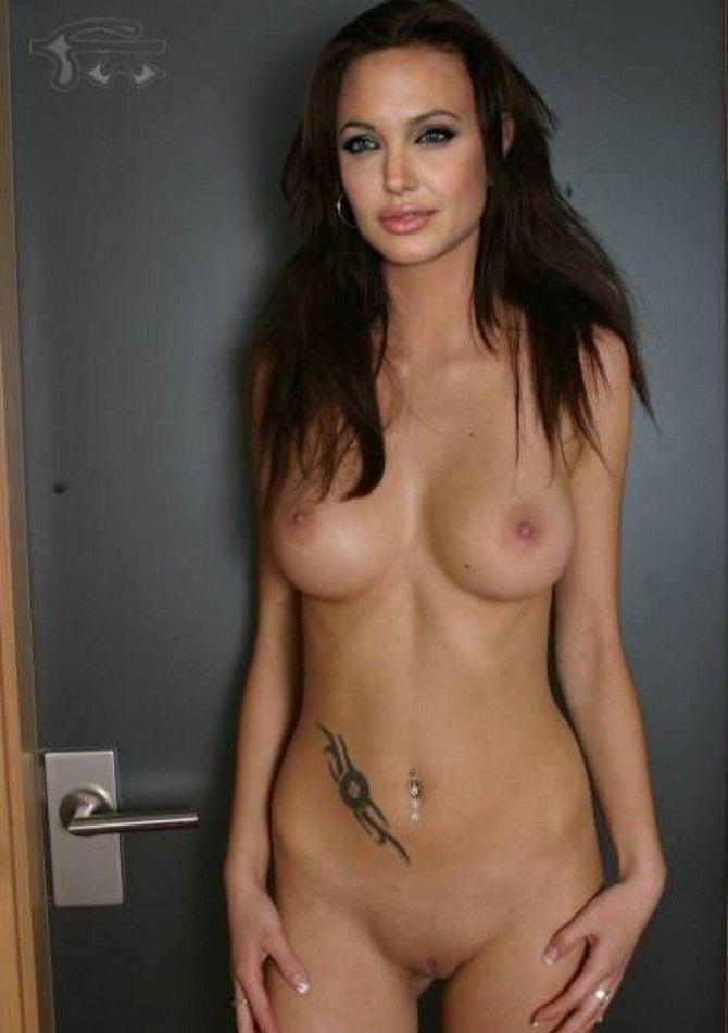 Angelina Jolie Nackt. Fotografie - 89