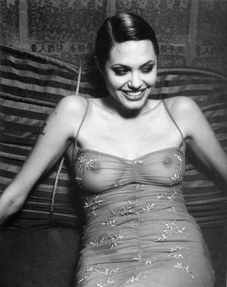 Angelina Jolie Nackt. Fotografie - 9