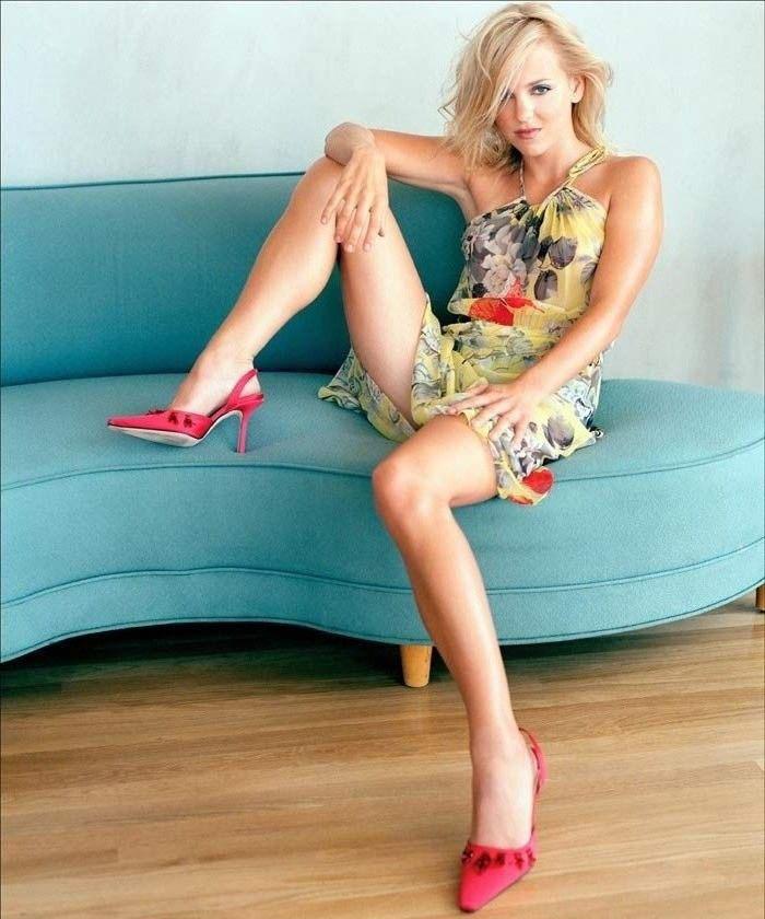 Анна Фэрис голая. Фото - 3