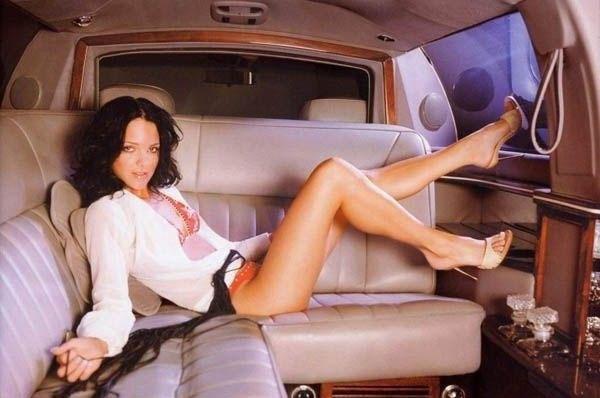 Анна Фэрис голая. Фото - 4