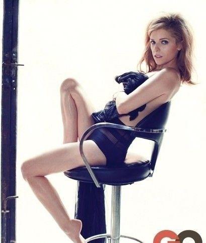 Анна Кендрик голая. Фото - 9
