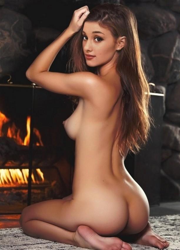 Ariana Grande Nackt. Fotografie - 59