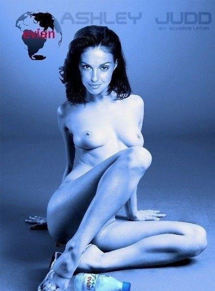 Эшли Джадд голая. Фото - 10