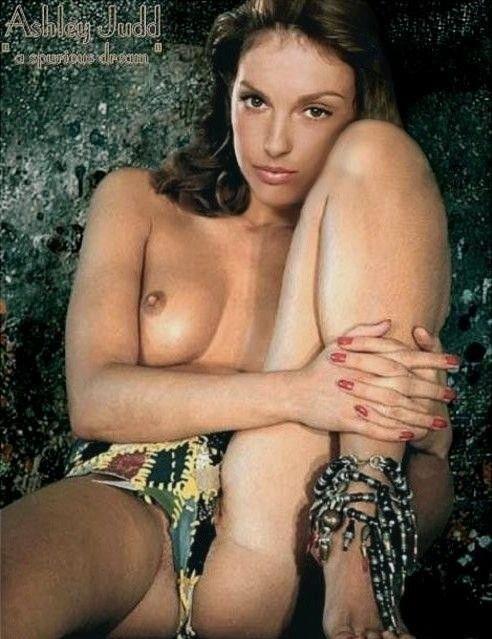 Эшли Джадд голая. Фото - 7