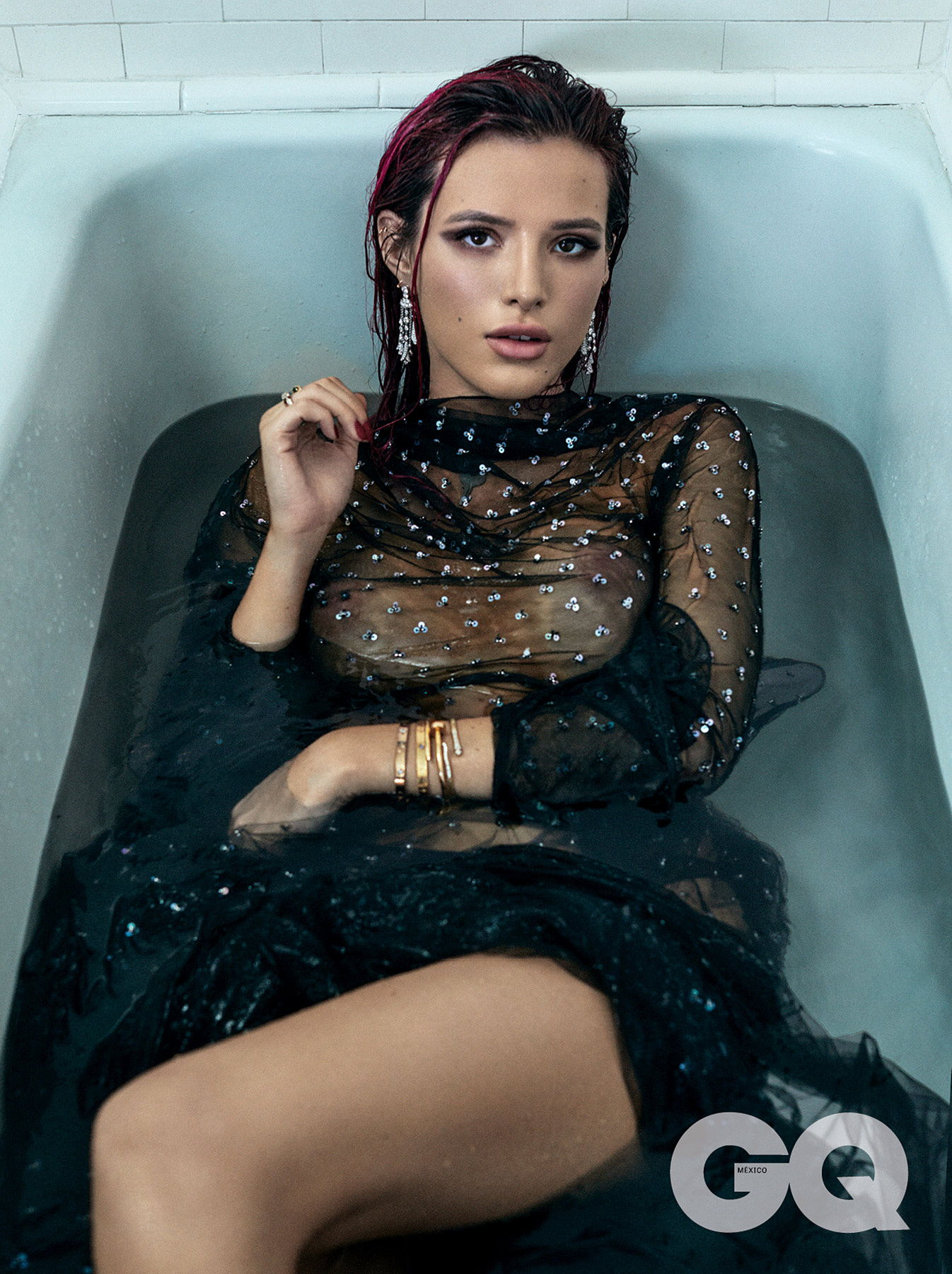 Bella Thorne nahá. Fotka - 9