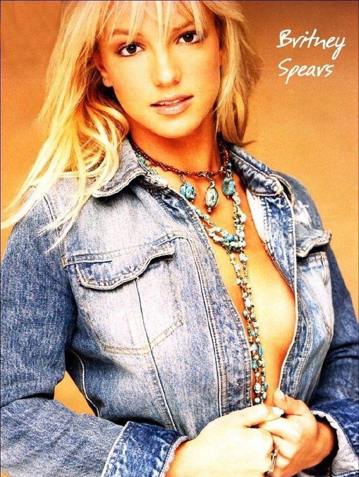 Britney Spears Nackt. Fotografie - 1