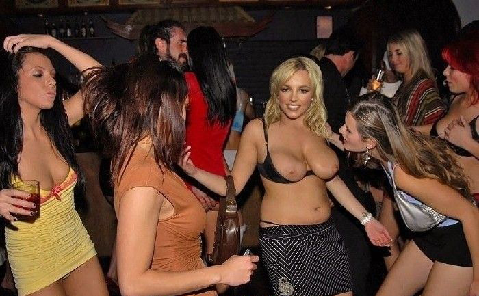 Britney Spears Nackt. Fotografie - 108