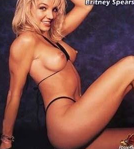 Britney Spears Nackt. Fotografie - 11