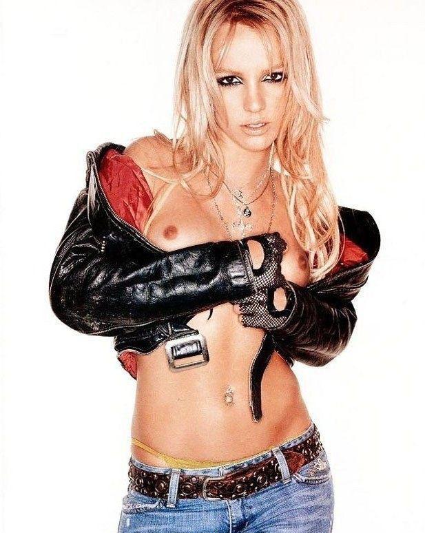 Britney Spears Nackt. Fotografie - 12
