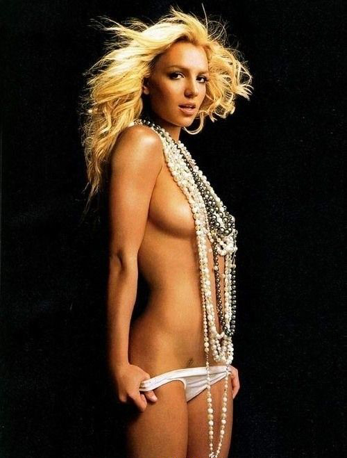 Britney Spears Nackt. Fotografie - 16