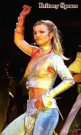 Britney Spears Nackt. Fotografie - 18