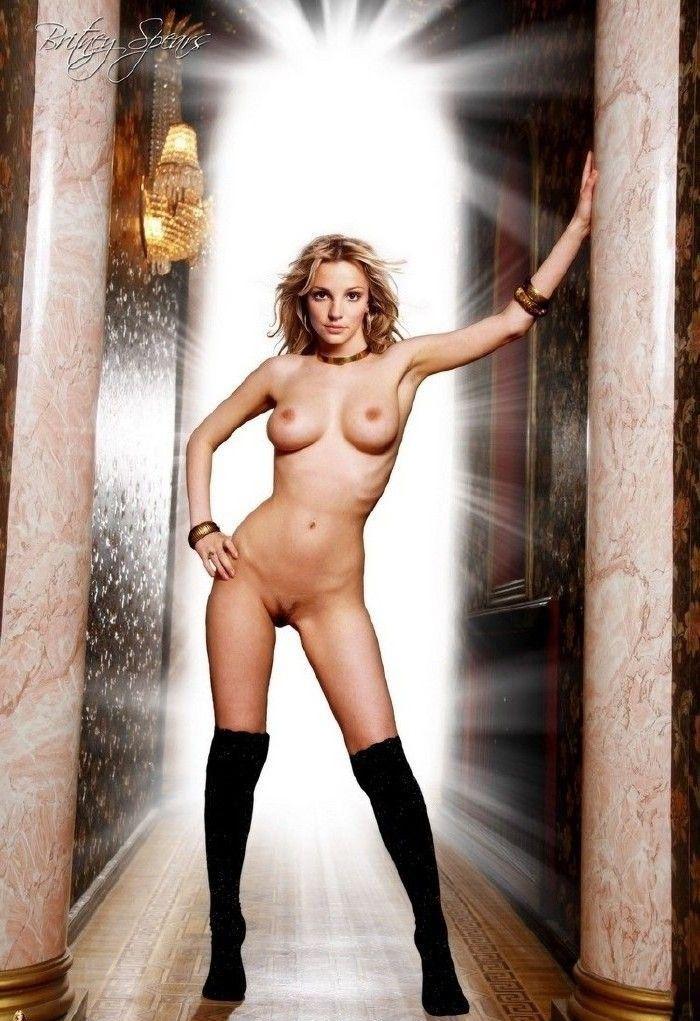 Britney Spears Nackt. Fotografie - 38
