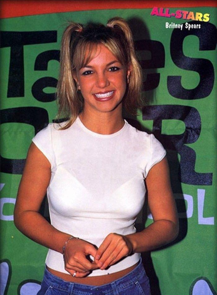 Britney Spears Nackt. Fotografie - 5