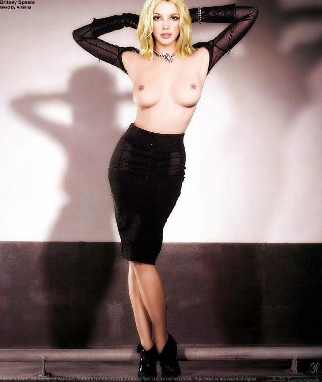 Britney Spears Nackt. Fotografie - 56
