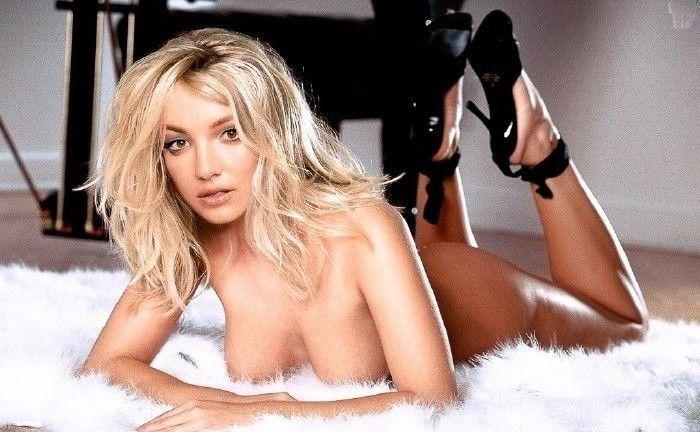 Britney Spears Nackt. Fotografie - 74