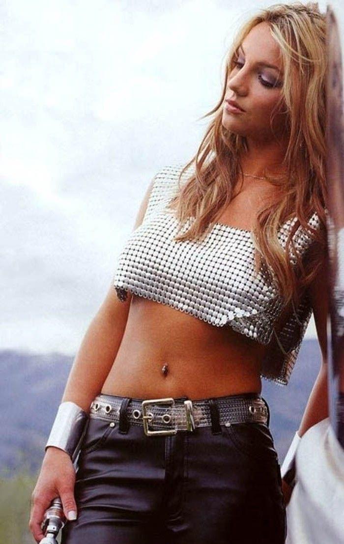 Britney Spears Nackt. Fotografie - 8