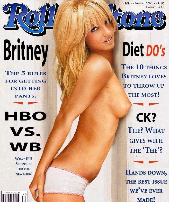 Britney Spears Nackt. Fotografie - 85