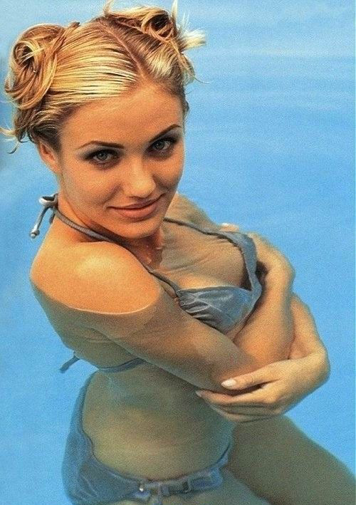 Cameron Diaz nude. Photo - 20