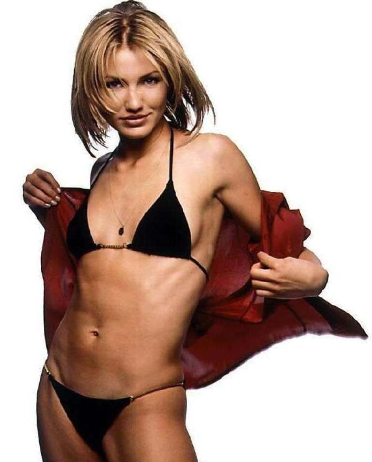 Cameron Diaz nude. Photo - 22