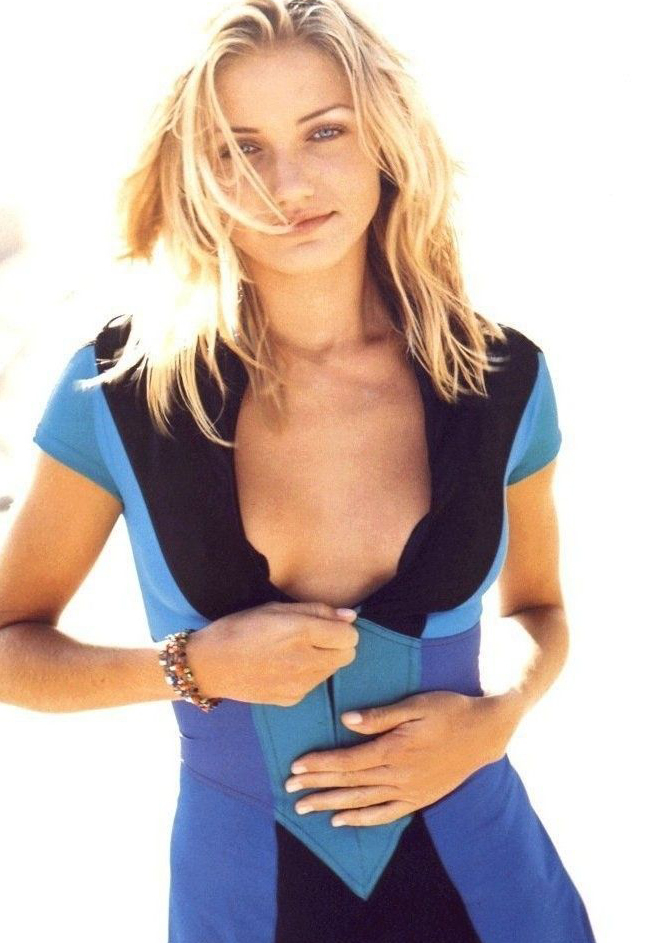 Cameron Diaz nude. Photo - 25