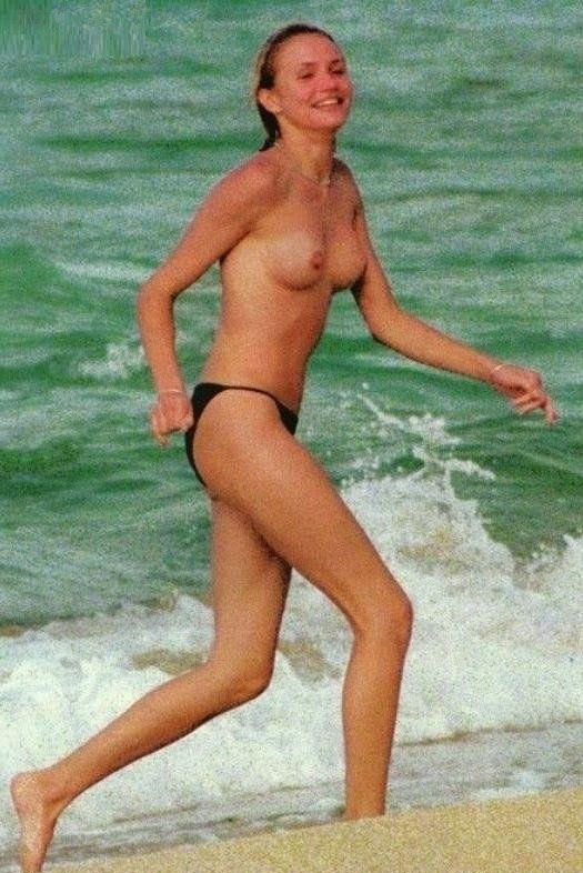 Cameron Diaz nude. Photo - 3