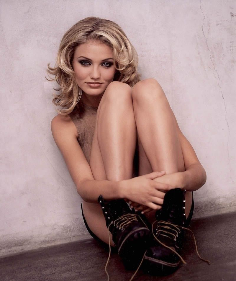 Cameron Diaz nude. Photo - 36