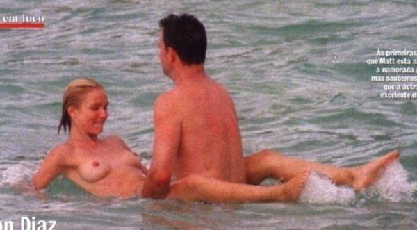 Cameron Diaz nude. Photo - 4