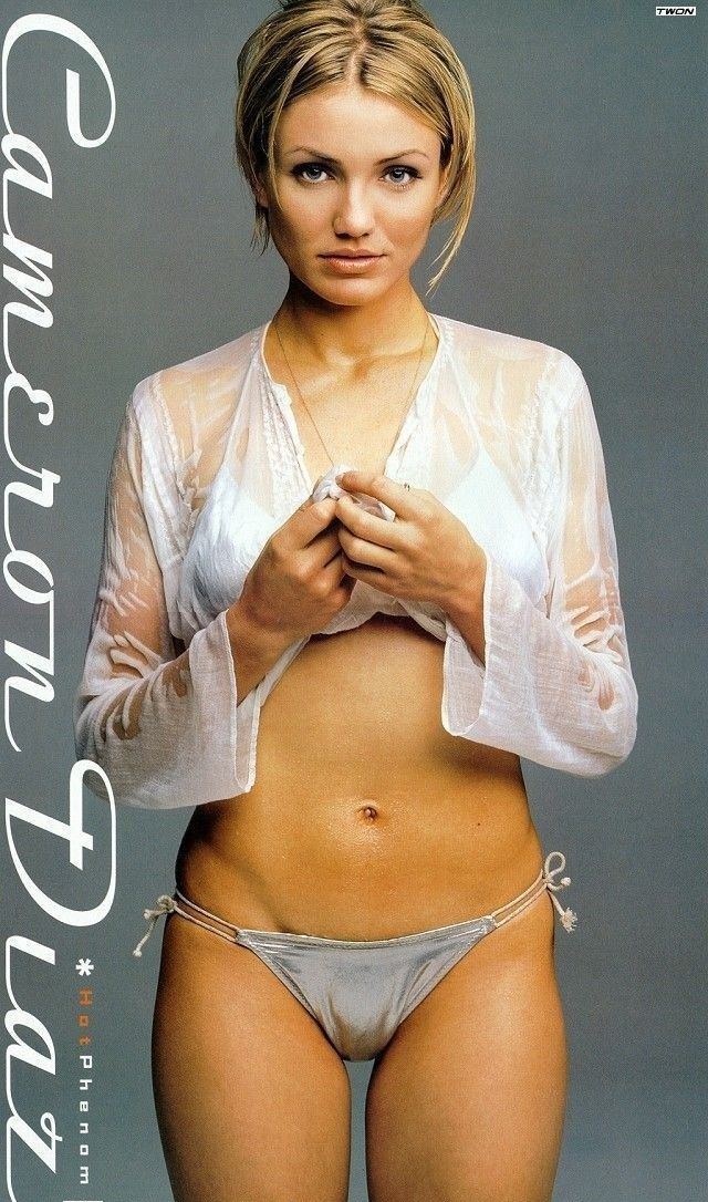 Cameron Diaz nude. Photo - 43
