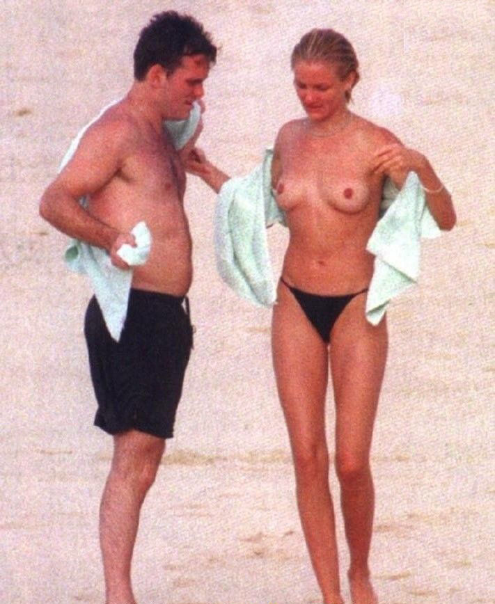 Cameron Diaz nude. Photo - 5