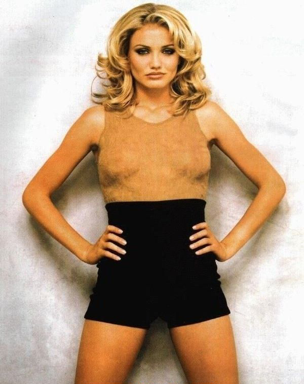 Cameron Diaz nude. Photo - 56