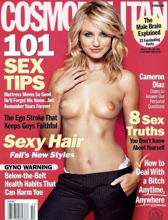 Cameron Diaz nude. Photo - 57