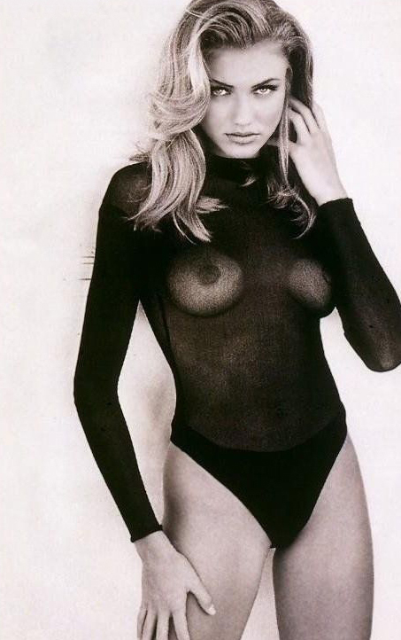 Cameron Diaz nude. Photo - 9