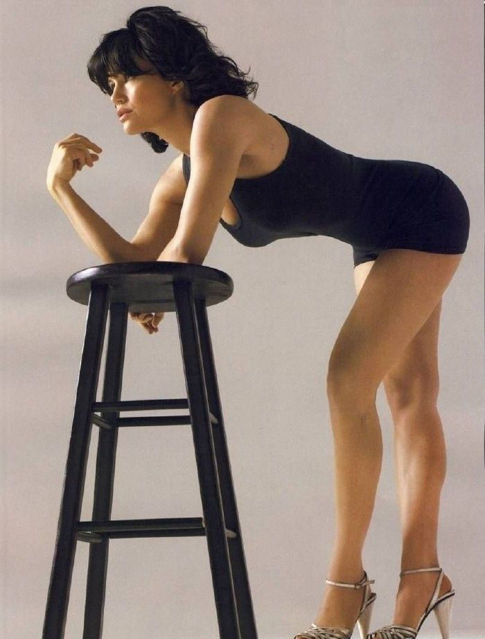 Карла Гуджино голая. Фото - 6