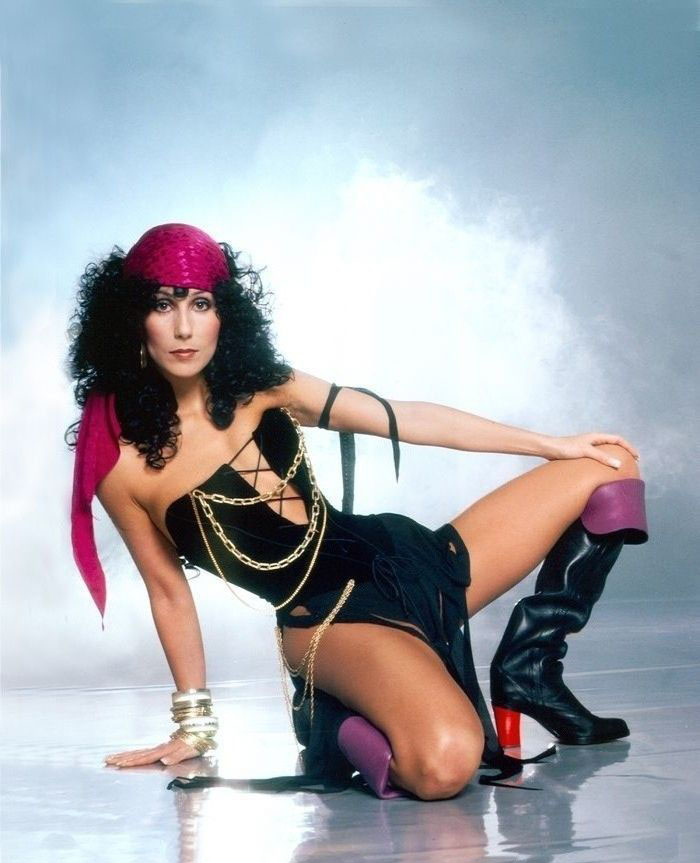 Cher Nackt. Fotografie - 15
