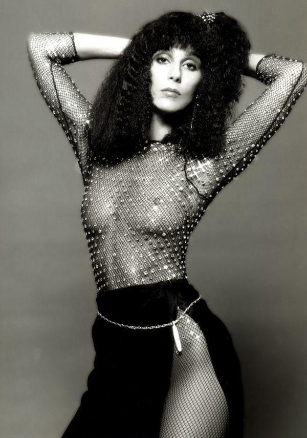 Cher Nackt. Fotografie - 16