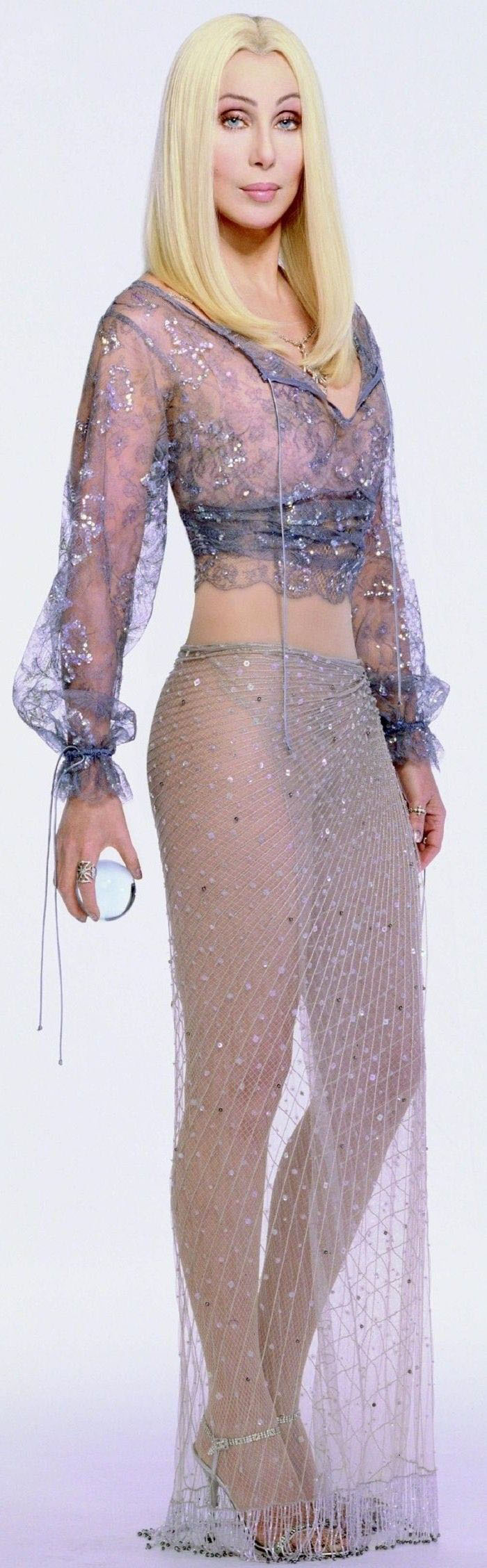 Cher Nackt. Fotografie - 17
