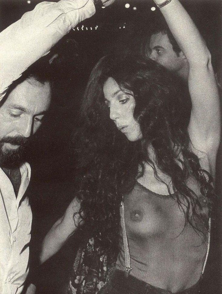 Cher Nackt. Fotografie - 2