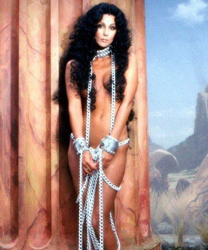 Cher Nackt. Fotografie - 3